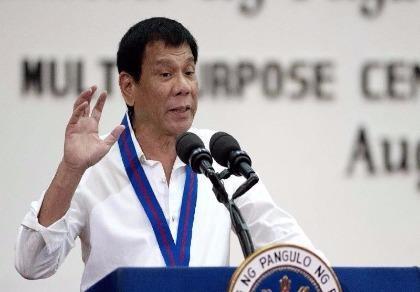 Tổng thống Duterte đả kích LHQ can thiệp nội bộ Philippines