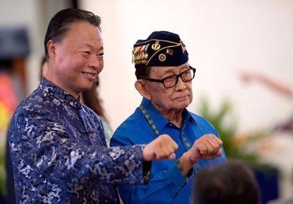 Tổng thống Philippines: Sẽ không đề cập biển Đông tại hội nghị ASEAN tới