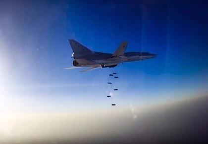 Nga ngừng sử dụng căn cứ Iran không kích Syria