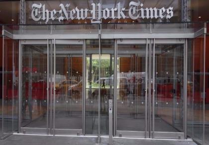Báo New York Times của Mỹ bị tin tặc Nga tấn công?