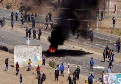Thứ trưởng Bolivia bị thợ mỏ đánh chết