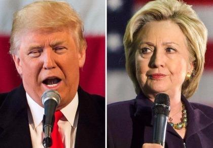 Trump rót cả trăm ngàn đô cho gia đình Clinton