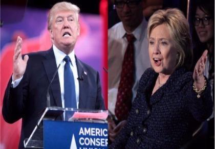 Bà Clinton bị ghét không kém gì ông Trump