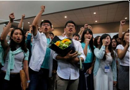 Hong Kong: Lãnh đạo sinh viên được bầu vào Hội đồng Lập pháp