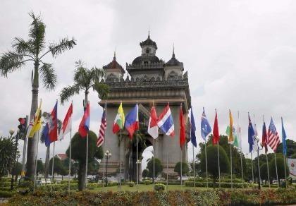 Hội nghị Cấp cao ASEAN khai mạc tại Lào
