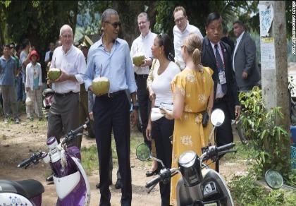 Lần cuối công du châu Á của Obama: Đầu không xuôi, đuôi có lọt?