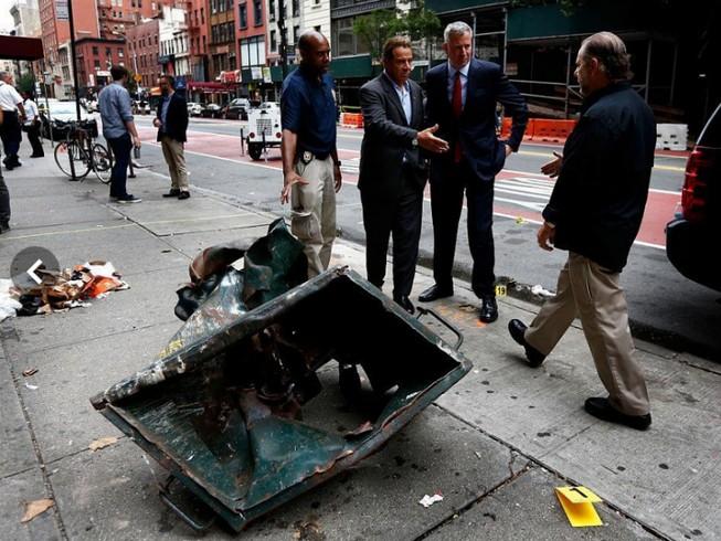 Kẻ đồng tính nhận trách nhiệm nổ bom New York