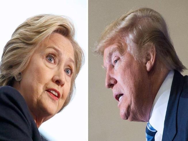 Clinton-Trump bắt đầu tranh luận vào đầu tuần sau