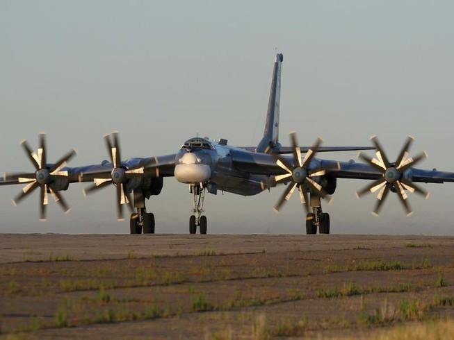 Nga lập đội máy bay ném bom tuần tra Nhật-Hawaii-Guam