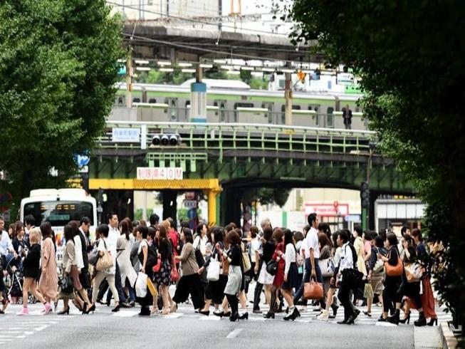 Nhật: Cứ 5 người có 1 người chết vì làm việc quá sức