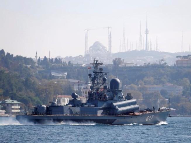 Nga lập căn cứ hải quân thường trực ở Syria