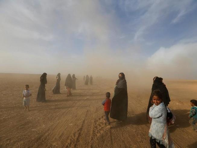 IS hành hình hàng trăm dân Mosul