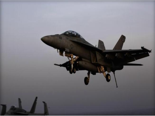 Tình báo Mỹ lo sợ Nga bắn rơi máy bay Mỹ ở Syria