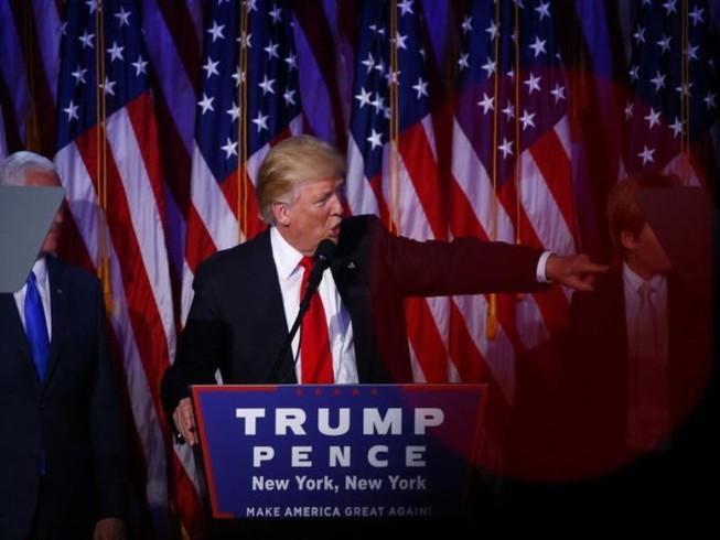 Hé lộ nội các của ông Trump