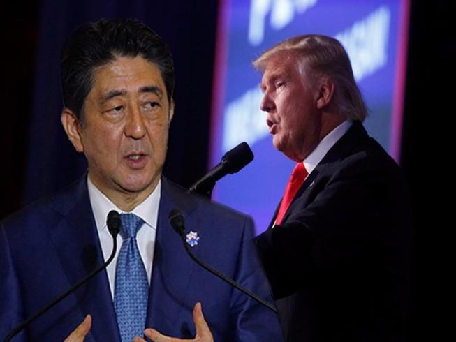 Sát ngày gặp Thủ tướng Nhật, phía Trump vẫn lặng thinh
