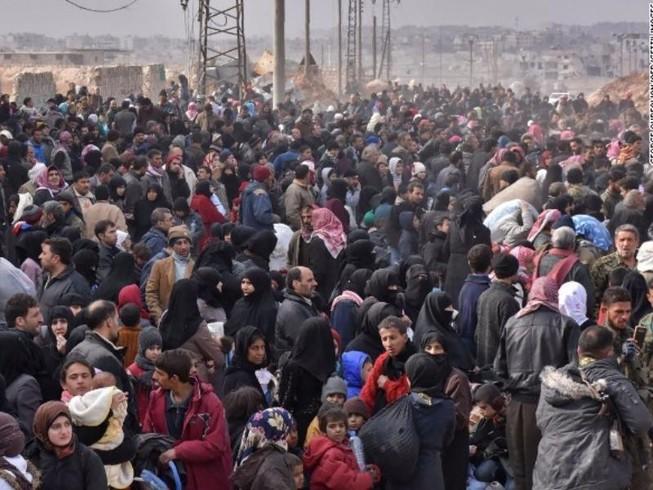 Hội đồng Bảo an họp khẩn vì chiến sự Aleppo