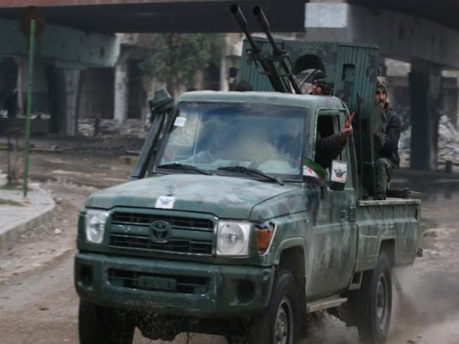 Mất Aleppo và hiệu ứng domino với phe nổi dậy
