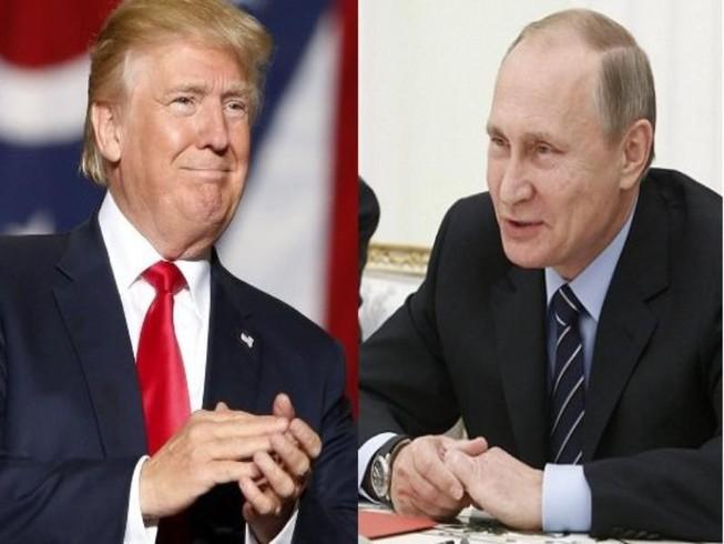 Ông Putin gửi thư cho ông Trump