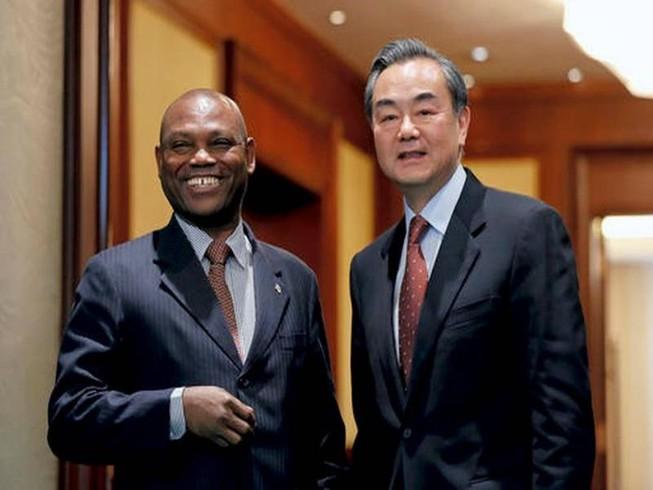 Đài Loan mất một đồng minh về Trung Quốc