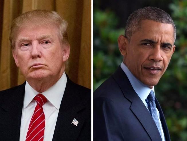 Ông Obama: Nếu tranh cử lần 3, tôi sẽ thắng ông Trump!