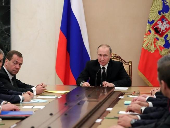 Nga phản pháo kịch liệt sắc lệnh trừng phạt mới của Mỹ