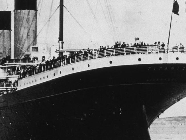 Phát hiện thêm nguyên nhân gây ra thảm họa Titanic