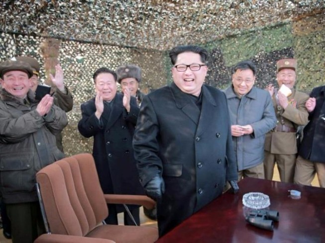 Liệu ông Trump có kiềm chế được Triều Tiên?
