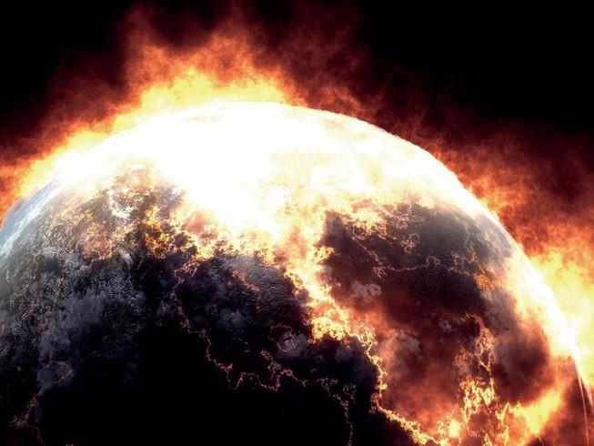NASA cười nhạo tin đồn trái đất bị hủy diệt năm 2017