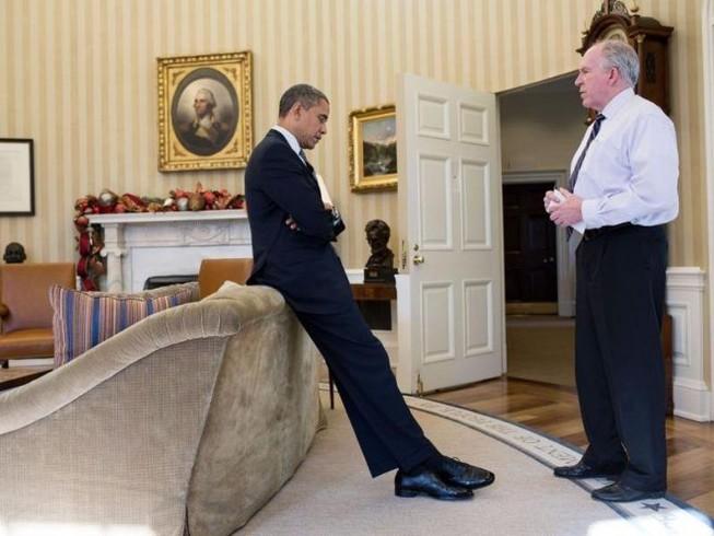 Ngày khó khăn nhất của Tổng thống Obama