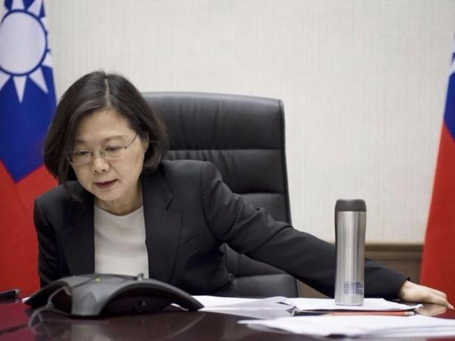 Lãnh đạo Đài Loan Thái Anh Văn lên đường đến Mỹ