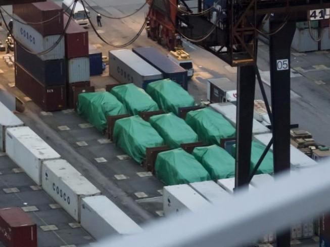 Singapore quyết đòi Hong Kong trả 9 xe bọc thép
