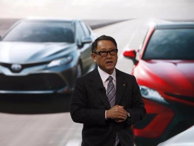 Toyota gặp phó tổng thống đắc cử Mỹ cứu vãn làm ăn