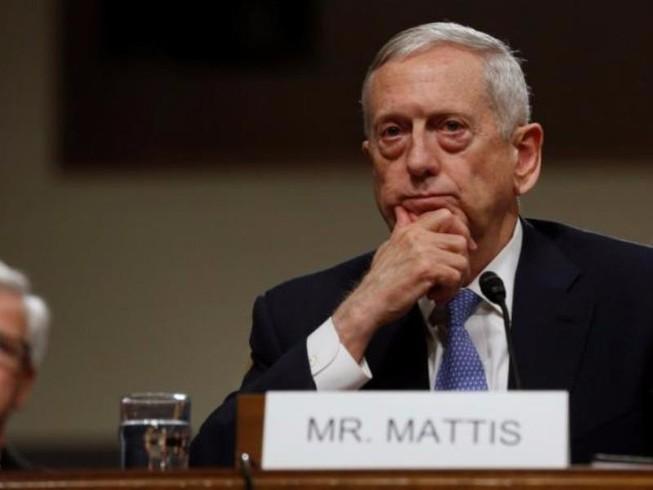Bộ trưởng Quốc phòng tương lai Mỹ đối đầu Nga, Trung