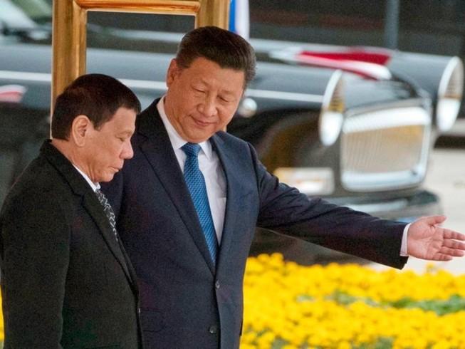 Tổng thống Philippines Duterte sẽ lại sang Trung Quốc