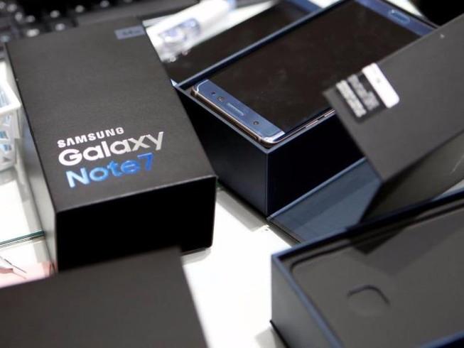 Samsung hoãn ra mắt Galaxy S8
