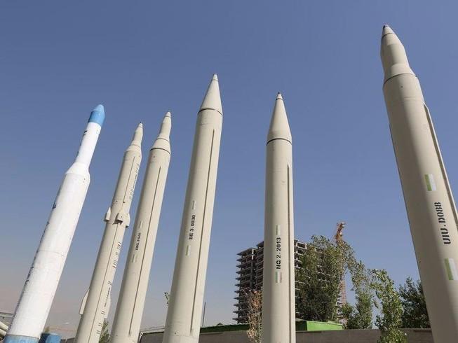 Tên lửa Iran mới phóng có xuất xứ từ Triều Tiên