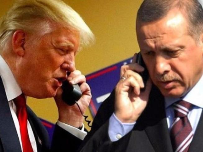 Trump-Erdogan điện đàm, cam kết hợp tác chống khủng bố