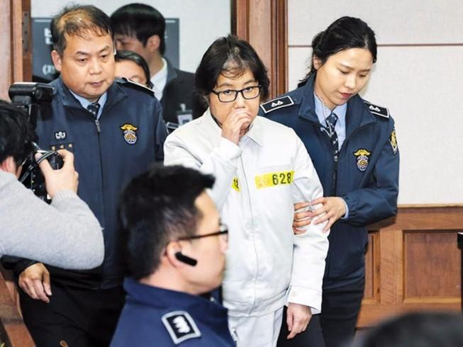 Bà Choi Soon-sil tự nguyện chịu triệu tập thẩm vấn