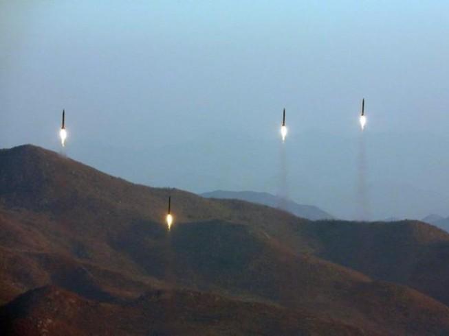 Mỹ, Hàn bác kế hoạch Trung Quốc về Triều Tiên