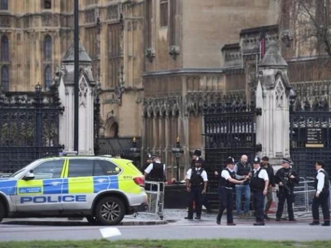 Quốc hội Anh bị khủng bố?