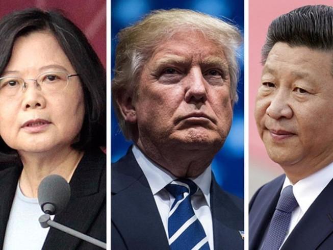 Mỹ sắp bán 1,42 tỉ USD vũ khí cho Đài Loan