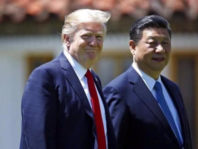 Ông Trump bắt đầu rắn tay, trừng phạt Trung Quốc