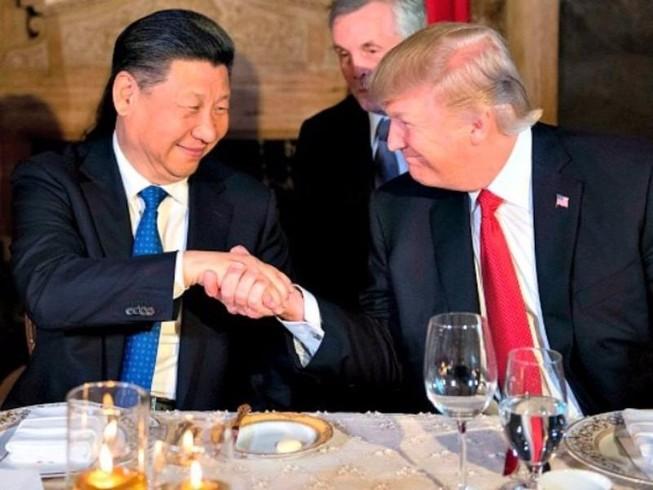 Ông Trump điện đàm hai ông Tập, Abe trước G20