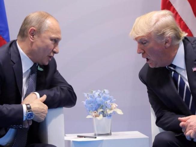 """Hai ông Trump-Putin có """"phản ứng hóa học tích cực"""