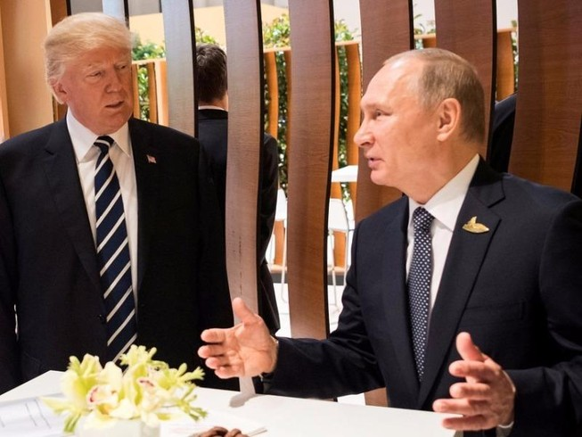 Hai ông Trump, Putin gặp nhau tới 2 lần tại G20
