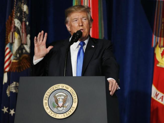 Ông Trump tăng quân, có chiến lược mới với Afghanistan