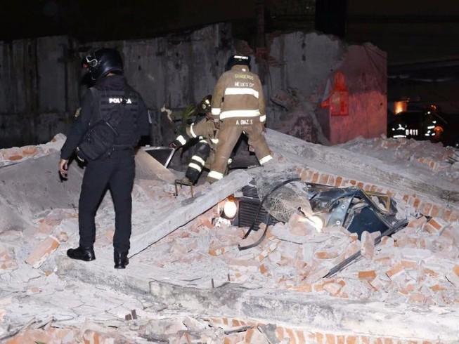 Động đất cực mạnh 8,4 độ ở Mexico