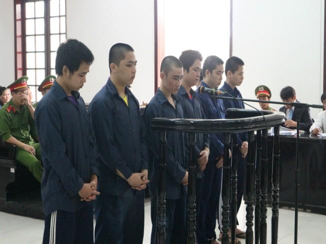 Nghe lời bạn nhậu, 6 tên côn đồ lãnh 2 án tử