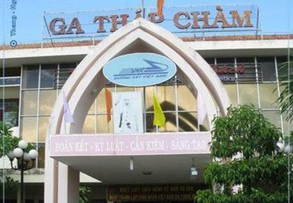Tuyến tàu hỏa du lịch Sài Gòn - Tháp Chàm ngưng hoạt động