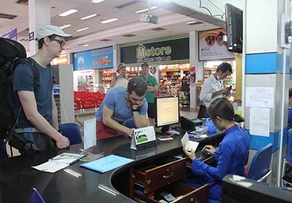 Ga Sài Gòn sẽ nhận, giao hành lý tại nhà cho hành khách